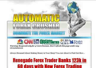 Automatic forex crusher forex box to philippines
