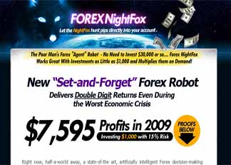 Forex NightFox